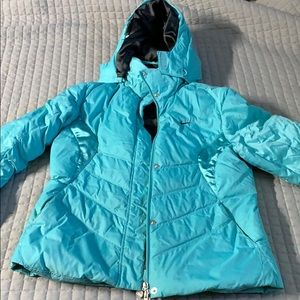 Nike puffer winter jacket
